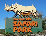 entrance, San Diego Zoo Safari Park