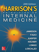 Harrison's 20th Edition cover
