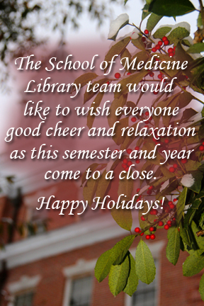 Library Holiday Card