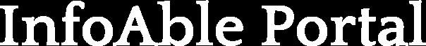 InfoAble Portal logo