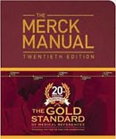 Merck Manual cover