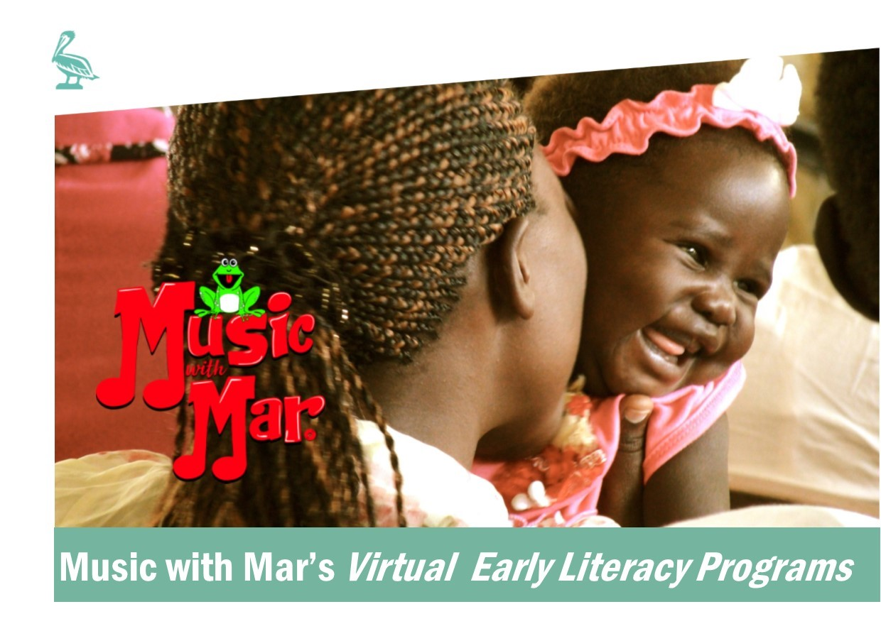 Music with Mar: Virtual Early Literacy Programs