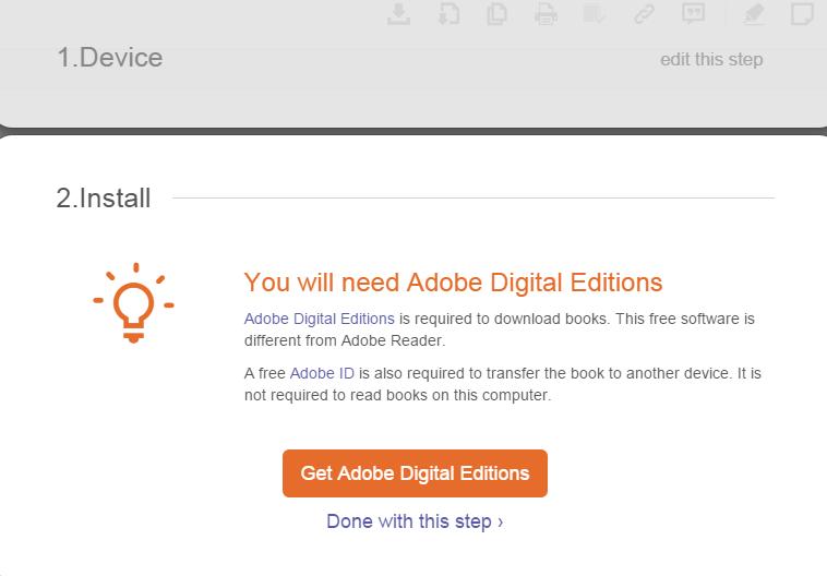 ProQuest Ebook Central Adobe Digital Editions install