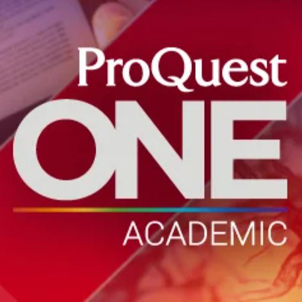 ProQuest One Academic