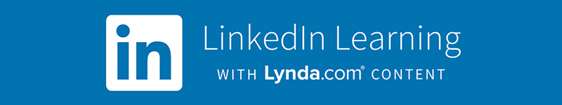 Logo for LinkedIn Learning