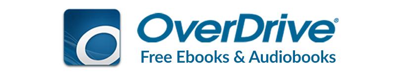 Logo for Overdrive