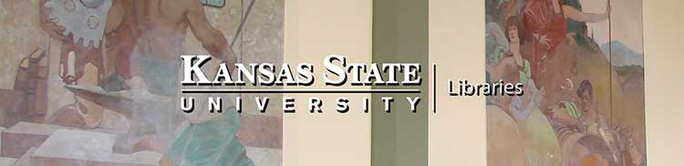 K-State Libraries banner images