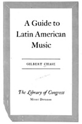 Guide to Latin American Music