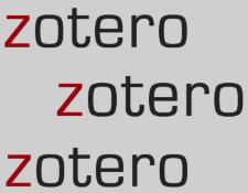 Zotero Webinar