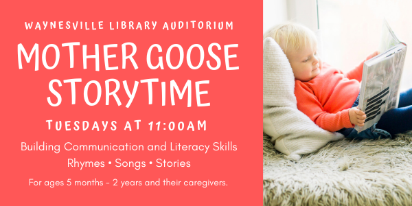 Mother Goose Storytime at the Haywood County Public Library