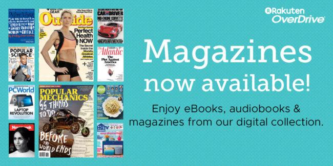 NCDL Magazines