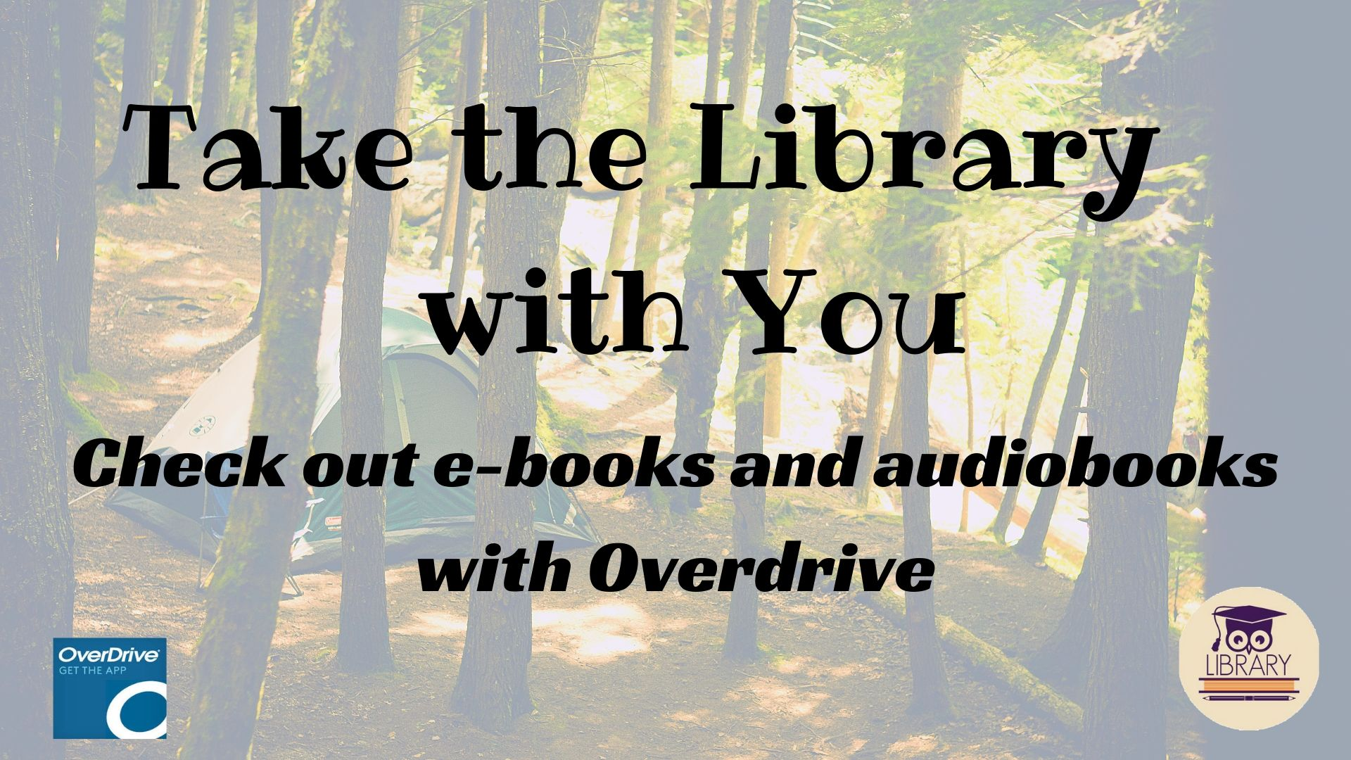 read ebooks and audiobooks with overdrive