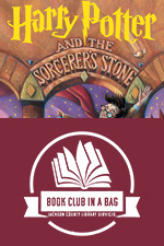 Harry Potter and the Sorcerer's Stone Kit for Book Clubs