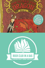 How to Train your Dragon Kit for Book Clubs