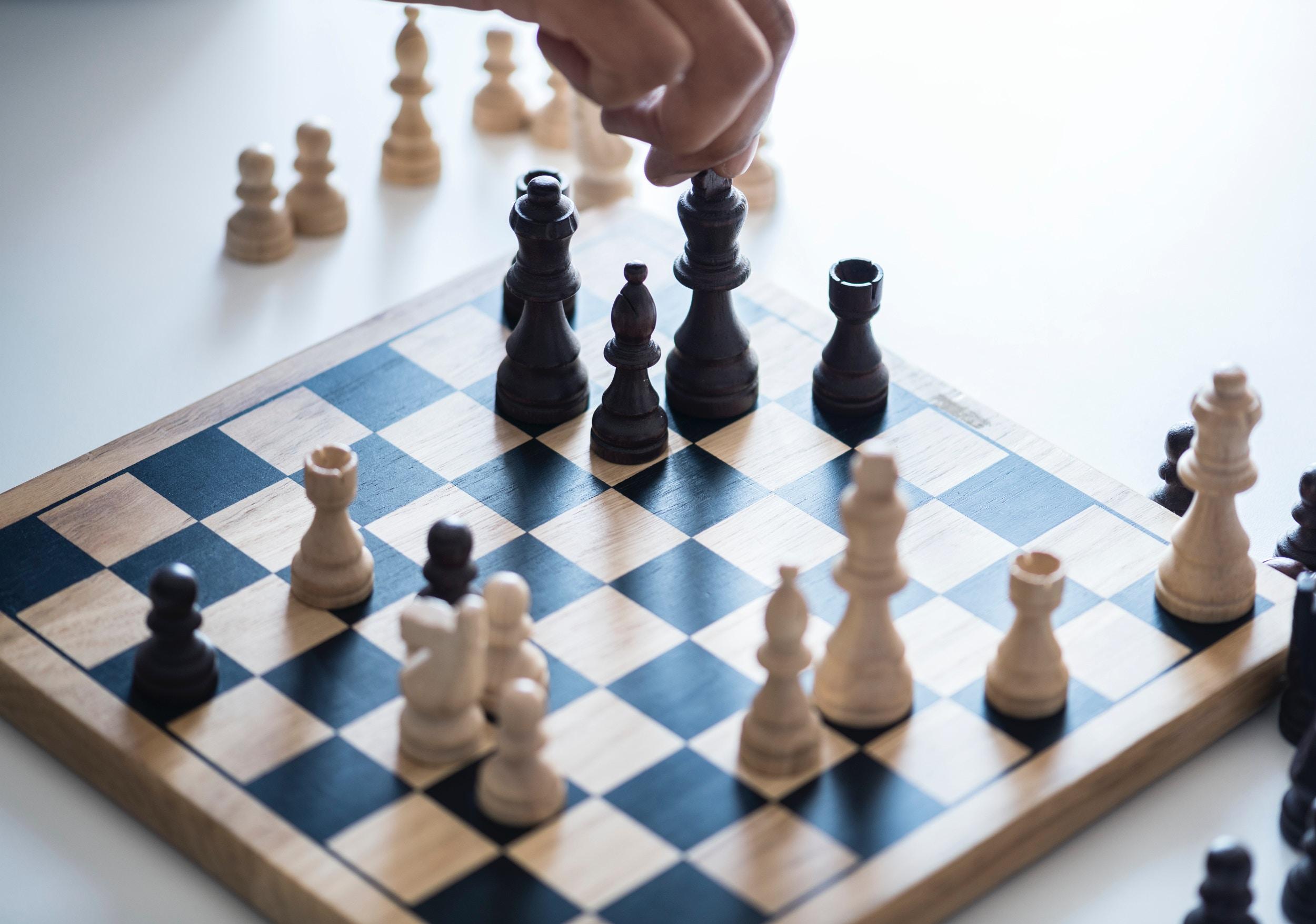 CANCELED: Chess Club (7+ YRS)
