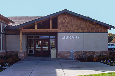 Eagle Point Branch Library photo