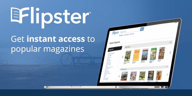 Read Digital Magazines on Flipster