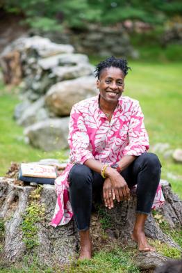 Author Jacqueline Woodson, Image Credit: John D. and Catherine T. MacArthur Foundation