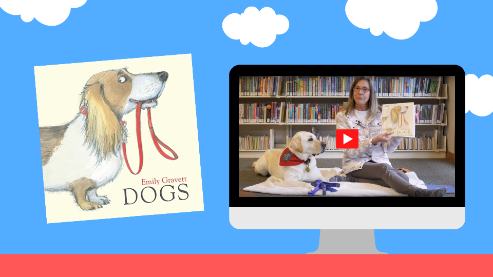 Storytime Short: Paws to Read with Laurie and Leon
