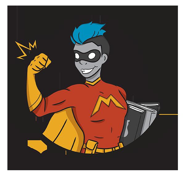 Medford Comic Con Logo