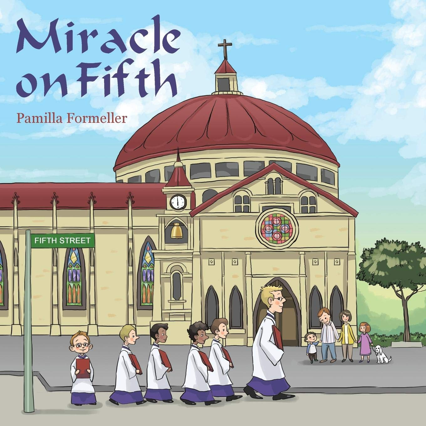 Author Storytime: Miracle on Fifth
