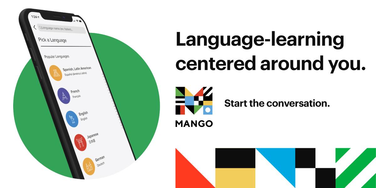 Mango: Language-Learning Centered Around You