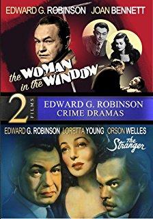 Edward G. Robinson crime dramas (2 movies) dvd cover