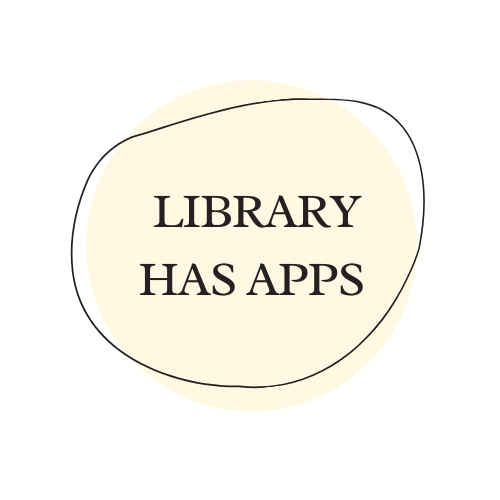 Library has apps