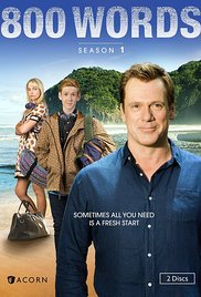 800 words, season 1 dvd cover