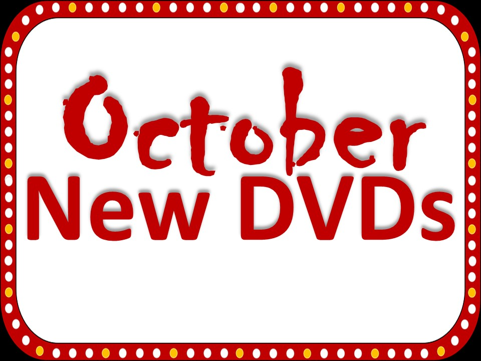 New DVDs October 2017