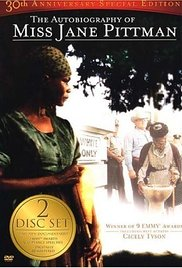 The autobiography of Miss Jane Pittman dvd cover