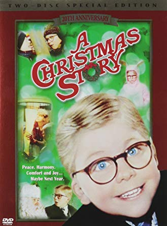 Christmas Story dvd cover