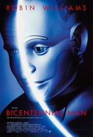 Bicentennial Man dvd cover