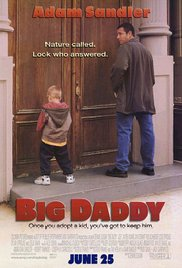 Big daddy dvd cover