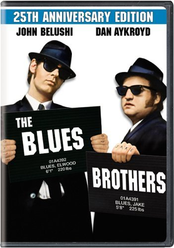 Blues Brothers dvd cover