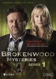 The Brokenwood mysteries. Series 3 dvd cover