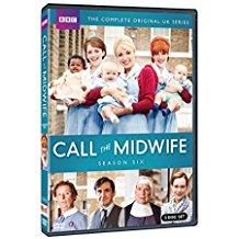 Call the Midwife: Season 6 dvd cover