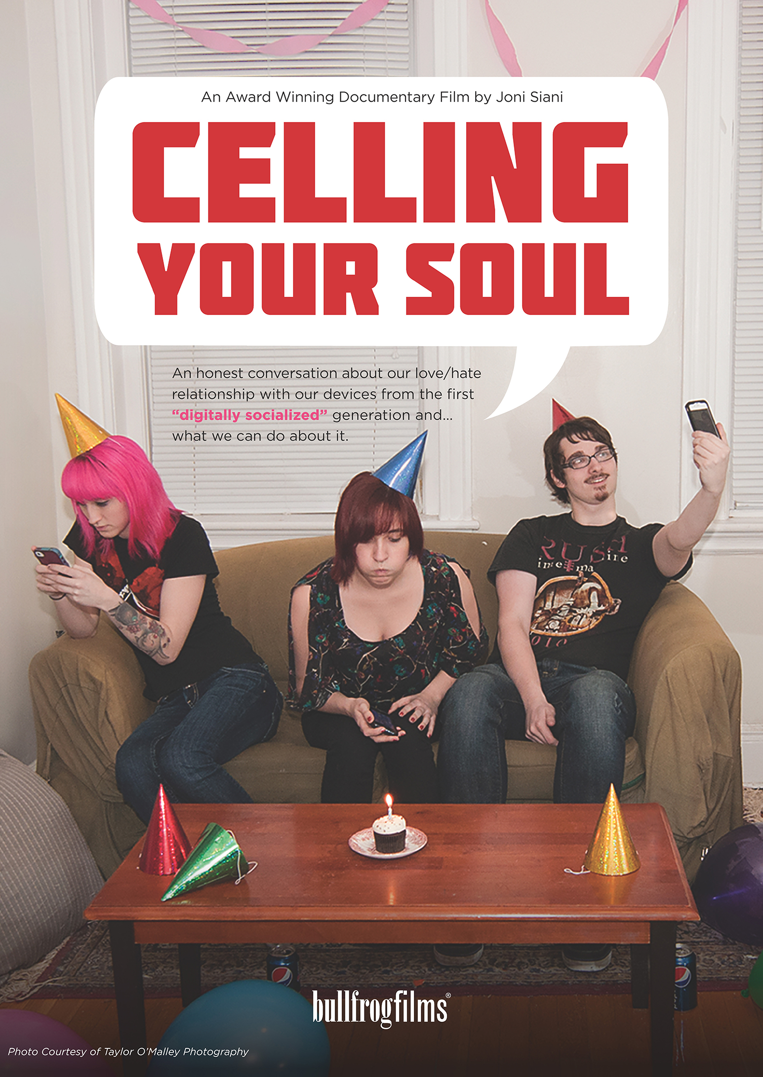 Celling your soul dvd cover