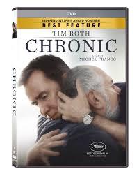 Chronic dvd cover
