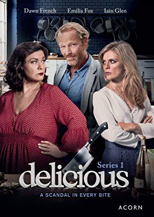 Delicious: Season 1 dvd cover