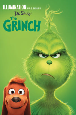 The Grinch (Dr. Seuss) Cover Art