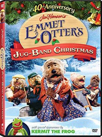 Emmet otter's jug-band christmas dvd cover