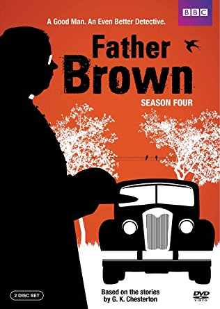 Father Brown: Season 4 dvd cover