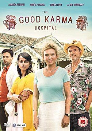 The Good Karma Hospital: Series 1 dvd cover
