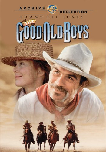 The Good Old Boys dvd cover