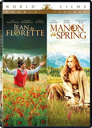 Jean de Florette dvd cover