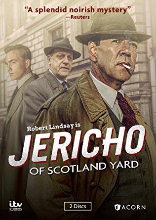 Jericho of Scotland Yard dvd cover
