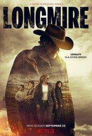 Longmire: Season 5 dvd cover