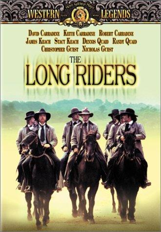 The long riders dvd cover