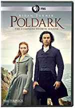 Poldark: Season 4 dvd cover